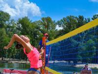 З 22 по 25 серпня в м. Затока Одеської області проходив Кубок України з пляжного волейболу