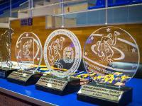 Командний чемпіонат України з греко-римської боротьби серед молодших юнаків 2002-2003 р.н.